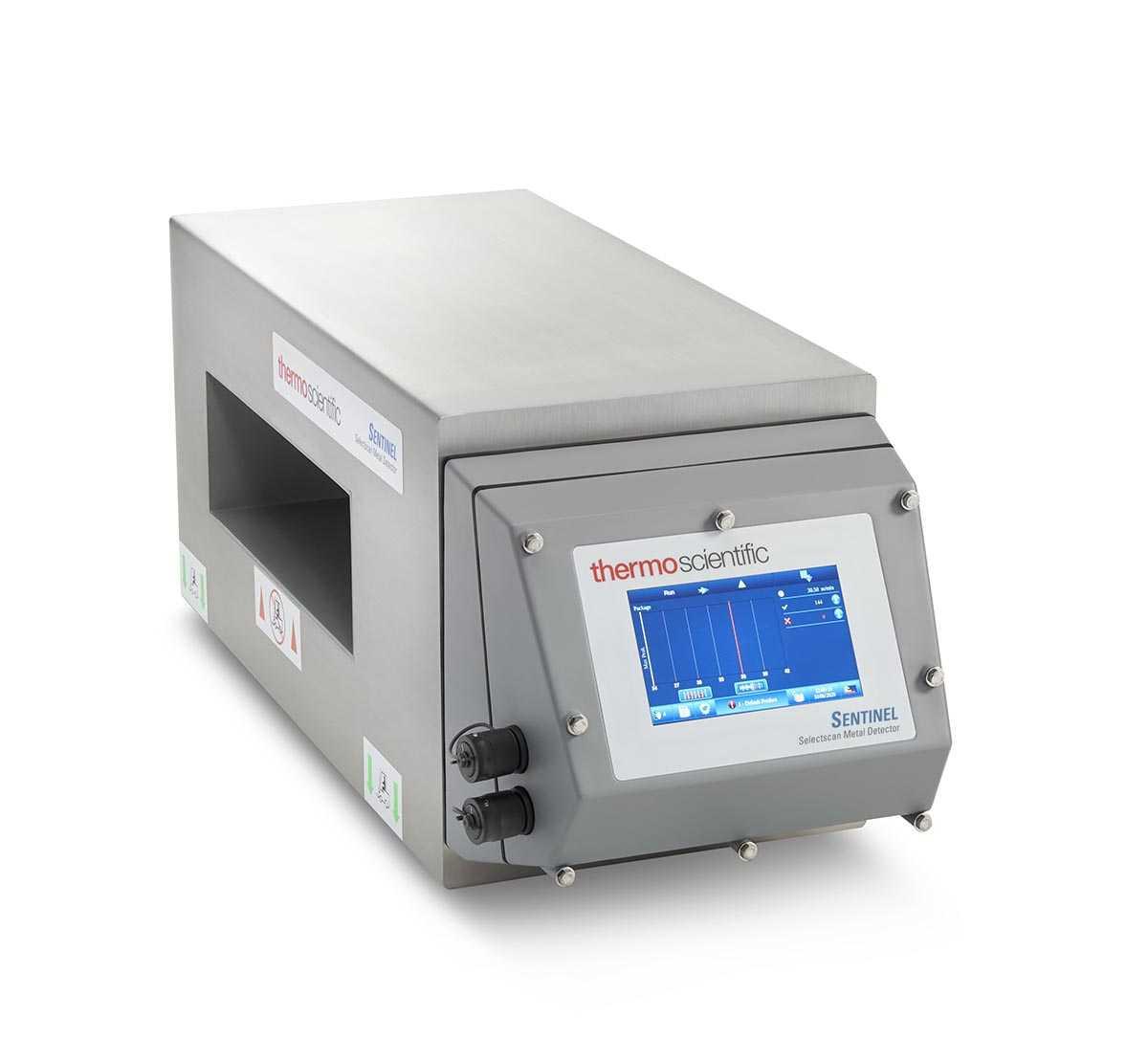 Przemysłowy detektor metalu